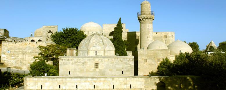 Shirvanshahs Sarayı - Bakü