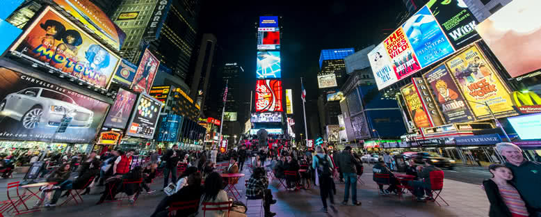 Times Meydanı - New York