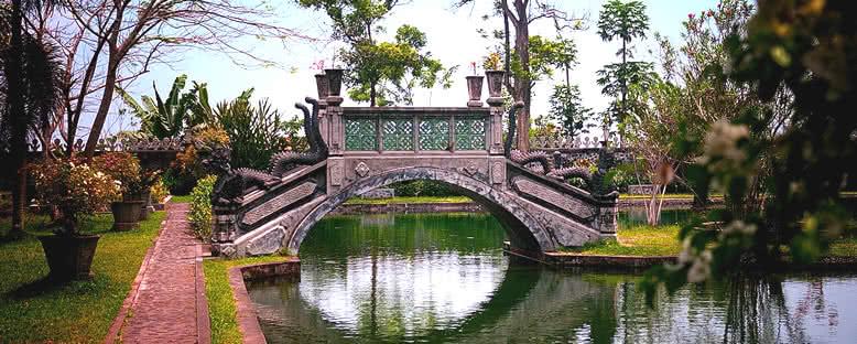 Tirtagangga Su Bahçeleri - Bali