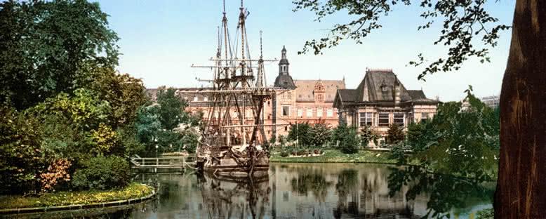 Tivoli Bahçeleri - Kopenhag