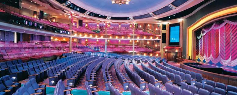 Tiyatro - Voyager of the Seas