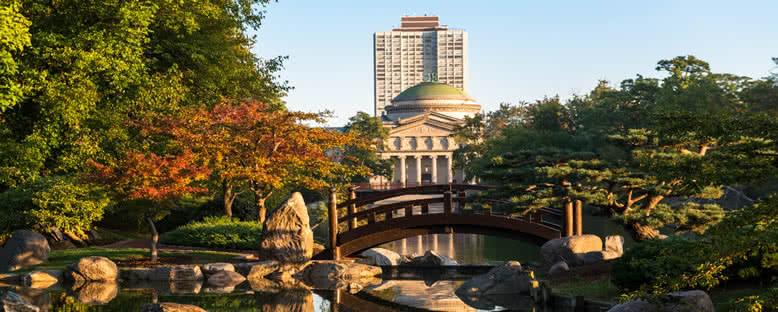 Güzel Sanatlar Sarayı - Osaka