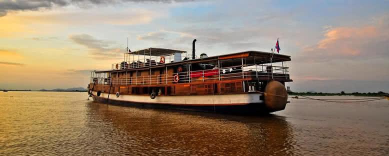 Mekong Nehir Gemileri