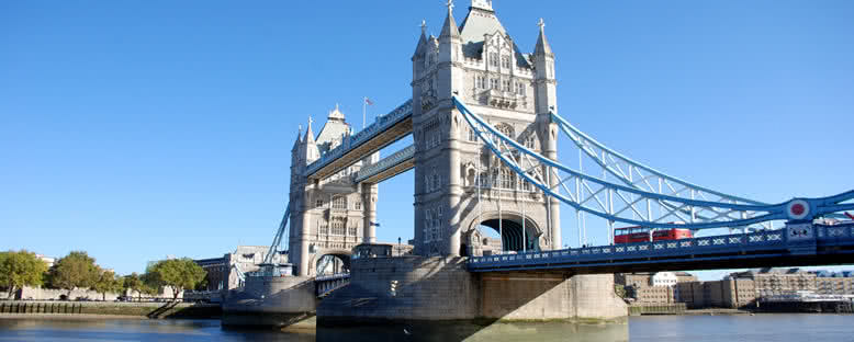 Tower Bridge - Londra