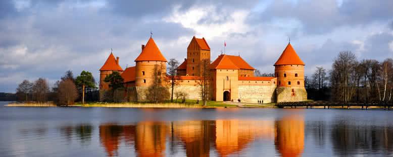 Trakai - Vilnius