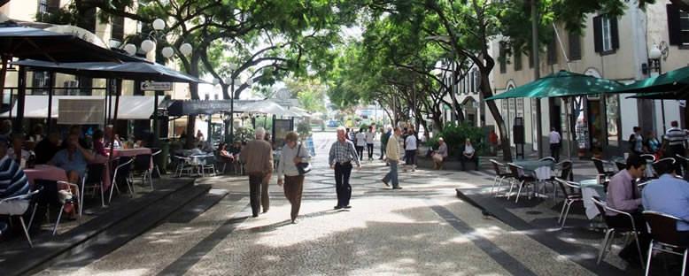 Tarihi Sokaklar - Funchal