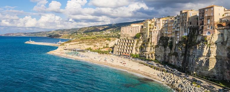 Tropea Kıyıları - Calabria