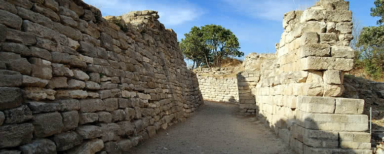 Troya Antik Kenti- Kazdağları