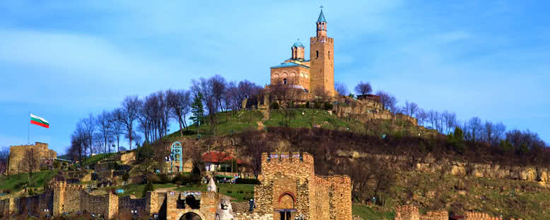 Tsarevets Kalesi - Veliko Tarnovo