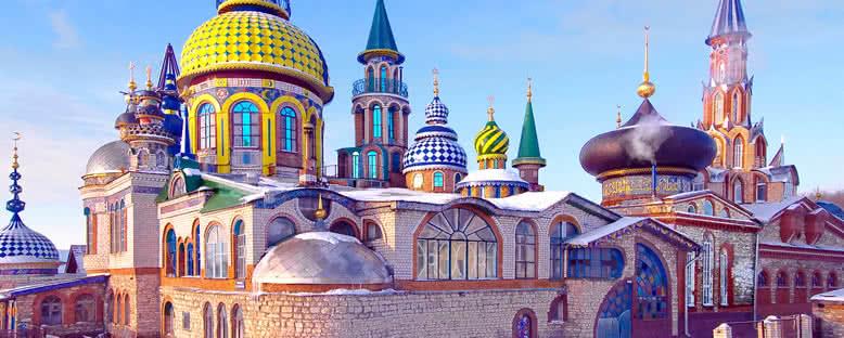 Tüm Dinlerin Tapınağı - Kazan