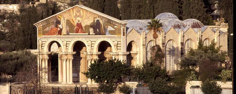 Tüm Uluslar Kilisesi - Kudüs