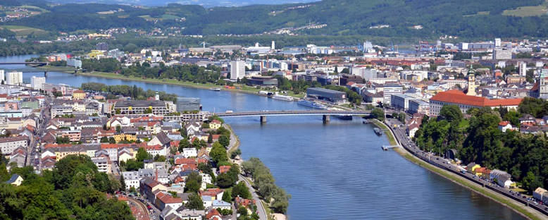 Şehir Manzarası - Linz