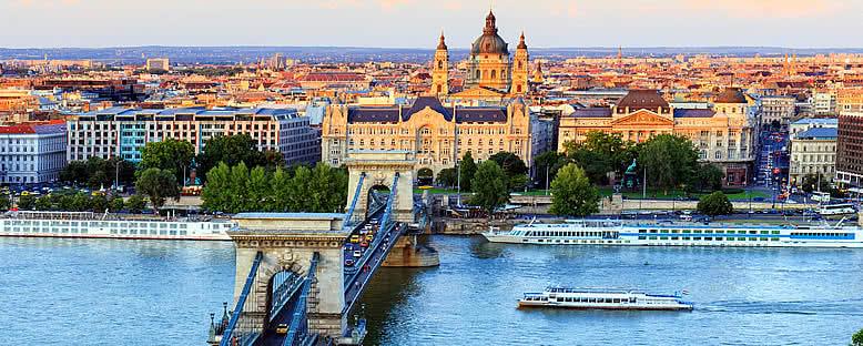 Tunas Kıyıları - Budapeşte