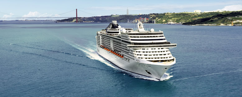 MSC Divina Cruise Gemisi