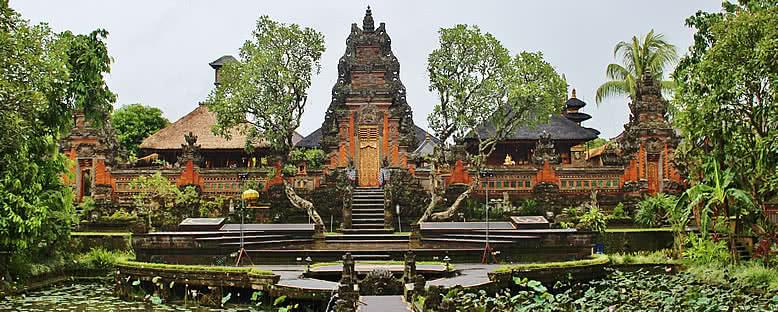 Ubud Tapınağı - Bali