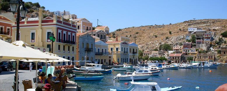 Ada Kıyıları - Rodos
