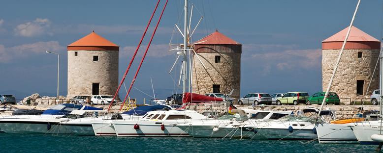 Mandraki Limanı - Rodos