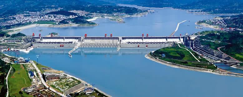 Üç Boğazlar Barajı - Yichang