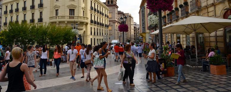 Kent Sokakları - Granada