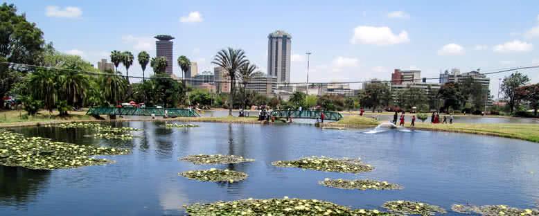 Uhuru Parkı - Nairobi