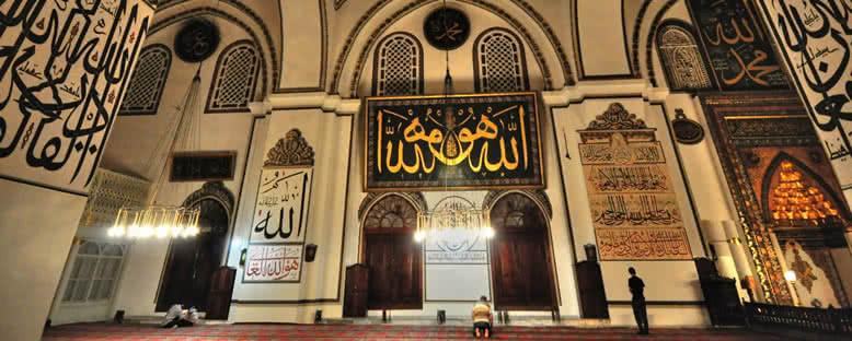 Ulu Cami İçi - Bursa