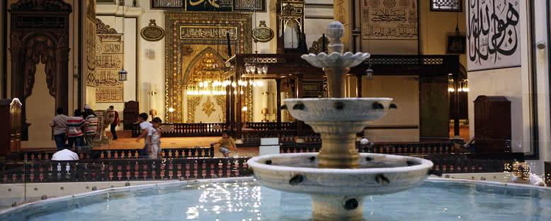 Ulu Cami Şadırvanı - Bursa