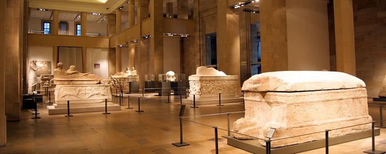 Ulusal Müze - Beyrut