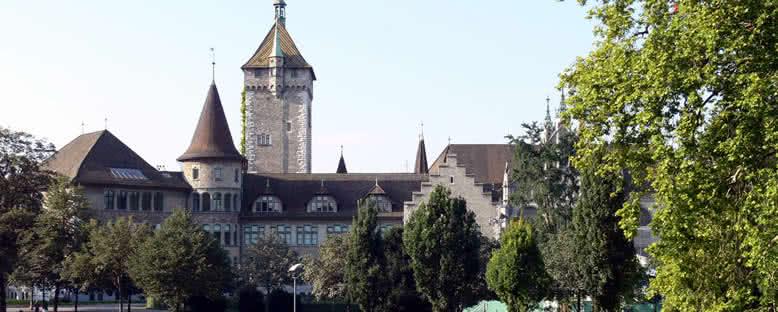 Ulusal Müze - Zürih