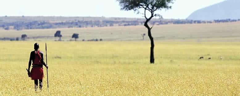 Ulusal Park - Masai Mara