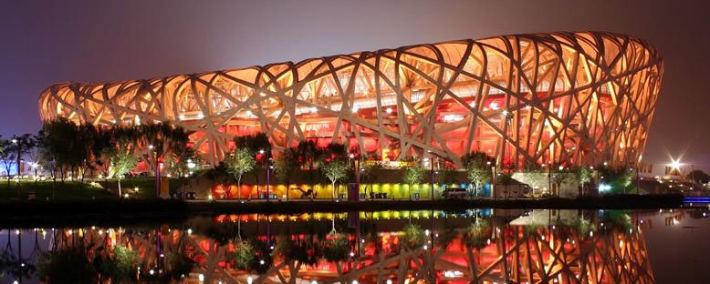 Ulusal Stadyum - Pekin