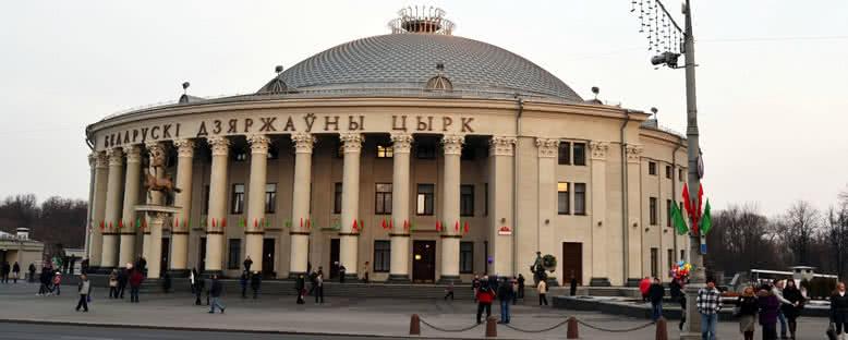 Ulusal Tiyatro - Minsk