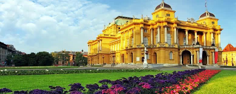 Ulusal Tiyatro - Zagreb