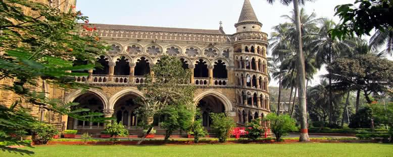 Üniversite Binaları - Bombay
