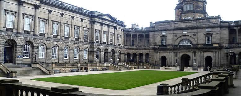 Üniversite Binaları - Edinburgh