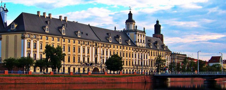 Üniversite - Wroclaw