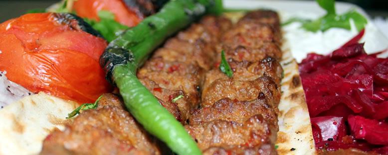 Urfa Kebabı - Şanlıurfa