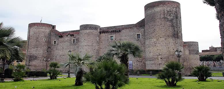Ursino Şatosu - Catania
