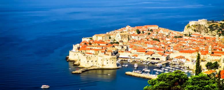 Tarihi Şehir Merkezi - Dubrovnik