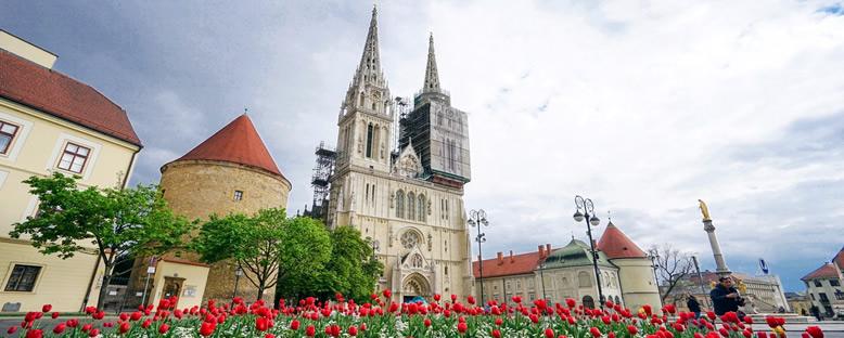 Şehir Katedrali - Zagreb