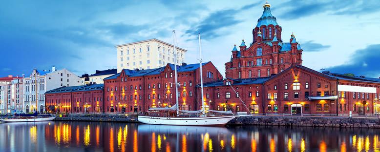 Uspenski Ortodoks Katedrali - Helsinki