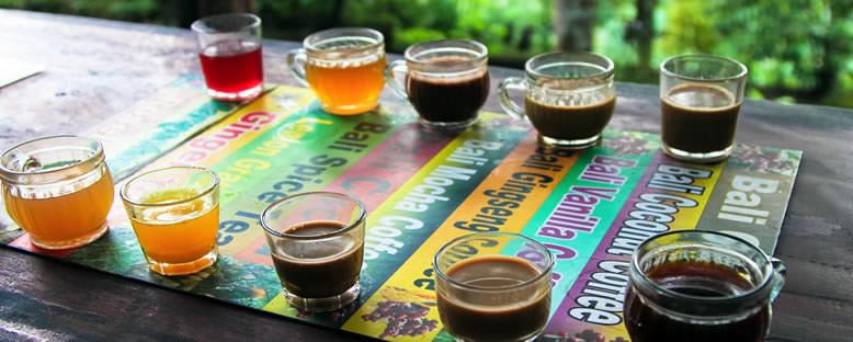 Yerel Kahve ve Çay Tadımı - Bali