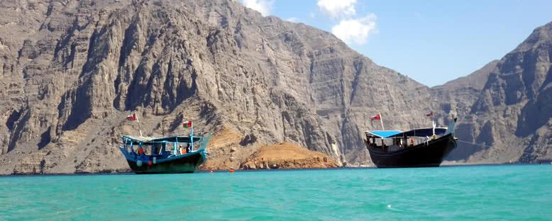 Vadiler ve Gemiler - Khasab