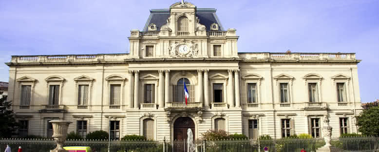 Valilik Binası - Montpellier
