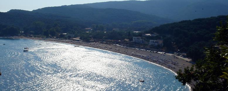 Valtos Plajı - Parga