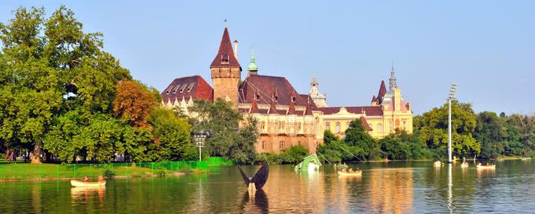 Varoshliget Parkı - Budapeşte