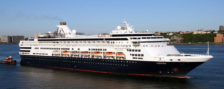 Veendam Cruise Gemisi