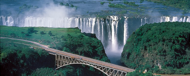Victoria Şelaleleri - Zimbabwe