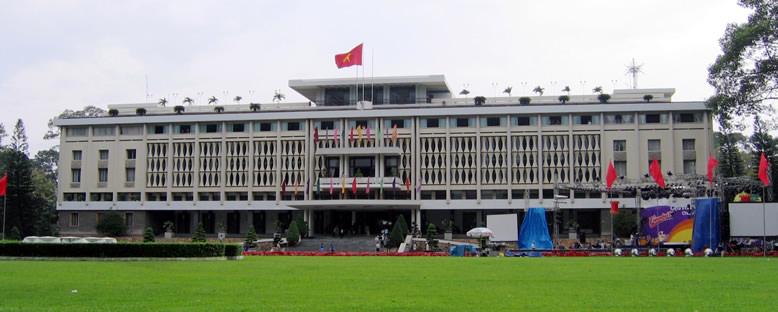 Bağımsızlık Sarayı - Ho Chi Minh City