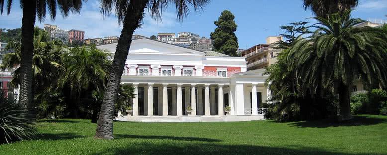 Villa Pignatelli - Napoli