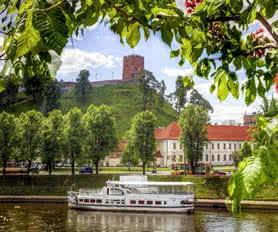 Vilnius baltık turu